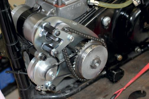 Velocette alton electric starter kit with alternator singles srm prev play pause next asfbconference2016 Images